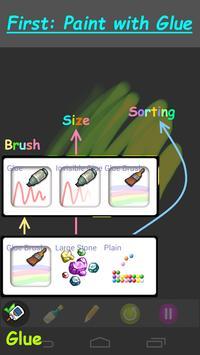 Kids Sand Draw -Doodle w/ Sand screenshot 2