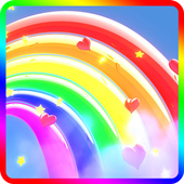 Rainbow Colors HD Wallpapers icon