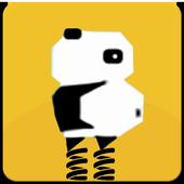 Jumping Panda icon