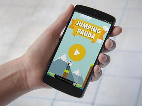 Jumping Panda screenshot 8