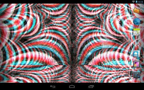 Crazy Trippy Live Wallpaper Apk Screenshot