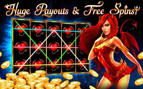 Slots Casino Demons of Luck screenshot 5