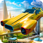Flying taxi simulator-APK