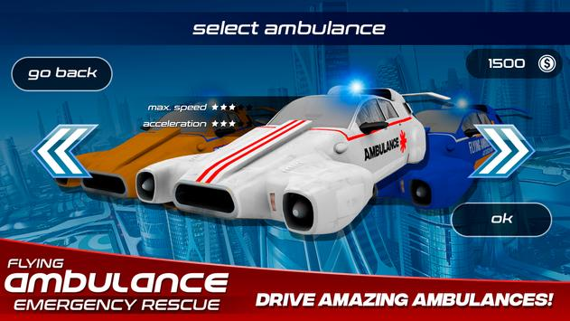 Flying Ambulance Emergency Rescue 截圖 1