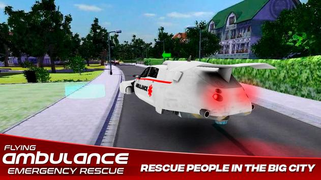 Flying Ambulance Emergency Rescue 截圖 3