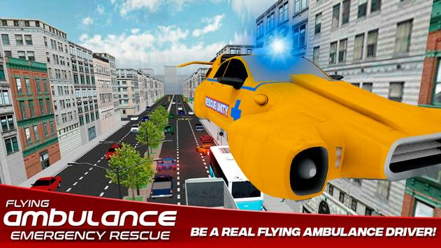 Flying Ambulance Emergency Rescue 截圖 5