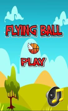 Flying Ball poster