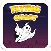Flying Ghost - Flappy Ghost icon