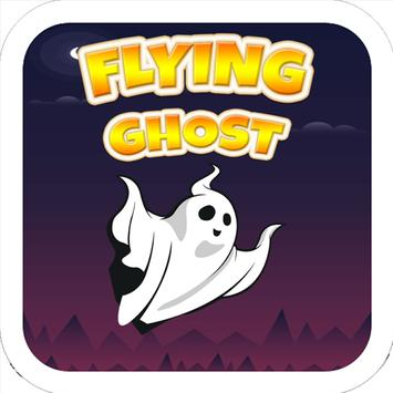 Flying Ghost - Flappy Ghost poster