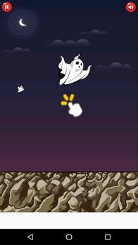 Flying Ghost - Flappy Ghost screenshot 1