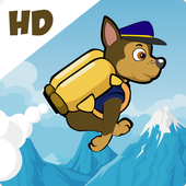 Flying Puppy Patrol icon