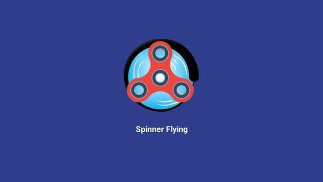 Spinner Flying poster