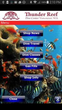 Thunder Reef Divers apk screenshot