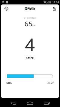 FlyKly Smart Wheel screenshot 1