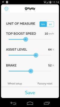 FlyKly Smart Wheel screenshot 3