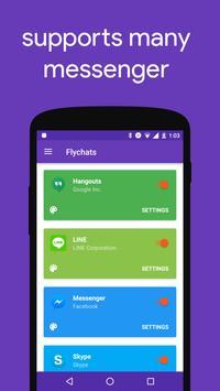 Flychat تصوير الشاشة 3