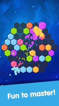 Block Puzzle Hex screenshot 1
