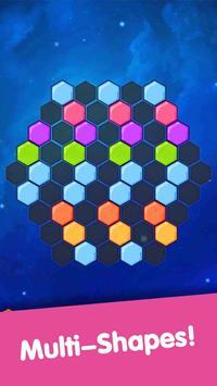 Block Puzzle Hex screenshot 2