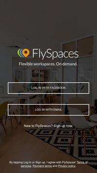 FlySpaces poster