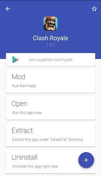 Schermata apk Master - Mods & Hacks