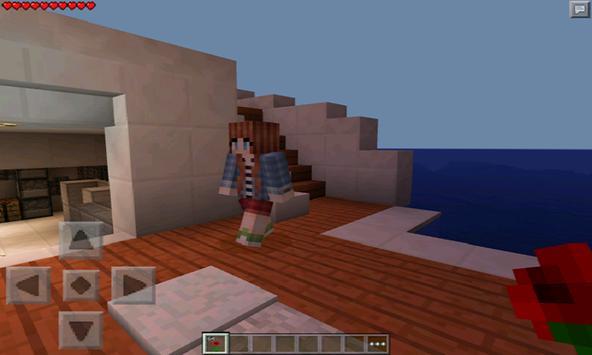 Mod GirlFriend for MCPE apk screenshot