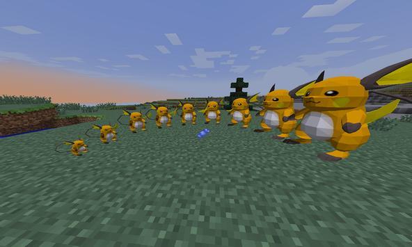 Monster Island MOD for MCPE screenshot 2