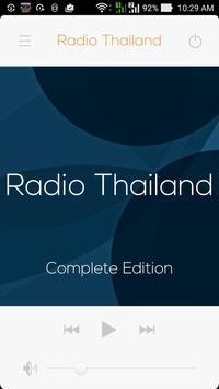 Radio Thailand All FM AM poster