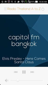 Radio Thailand All FM AM screenshot 4