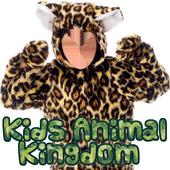 Kids Animal Kingdom Montage icon