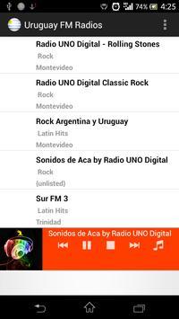 Uruguay FM Radios apk screenshot