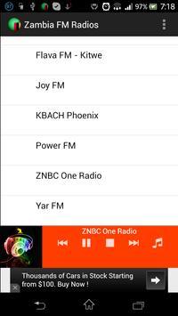 Zambia FM Stations screenshot 2