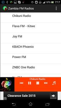 Zambia FM Stations screenshot 5