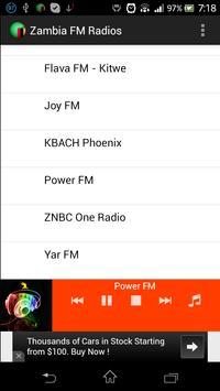 Zambia FM Stations screenshot 8