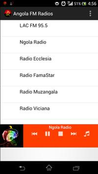 Angola FM Radios screenshot 3