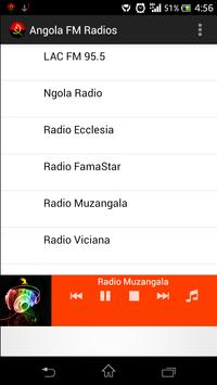 Angola FM Radios screenshot 1