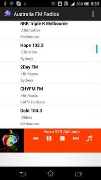 Australia FM Radios apk screenshot