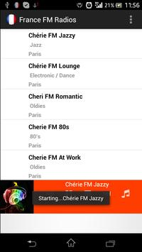 France FM Radios apk screenshot