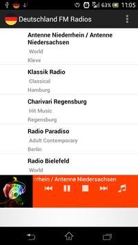 Germany FM Radios apk screenshot