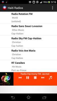 Haiti Radios screenshot 7