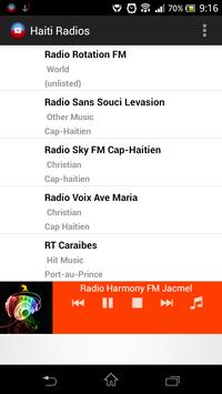 Haiti Radios screenshot 2
