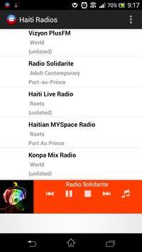 Haiti Radios screenshot 3