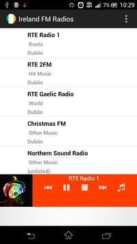 Ireland FM Radios poster