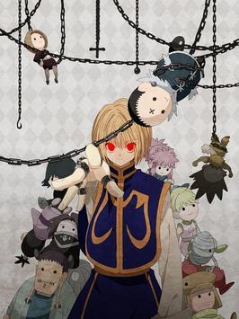 Kurapika Wallpaper free screenshot 1