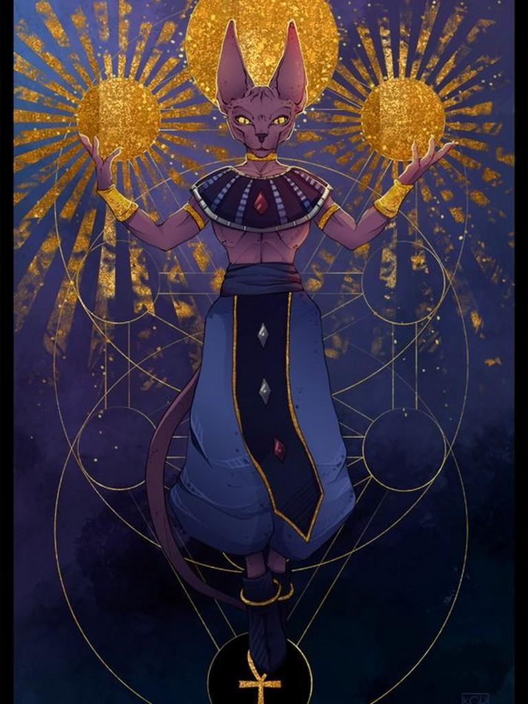 Beerus Sama Wallpaper For Android Apk Download