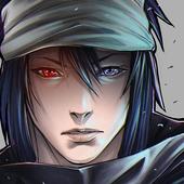Sasuke Crazy power free icon