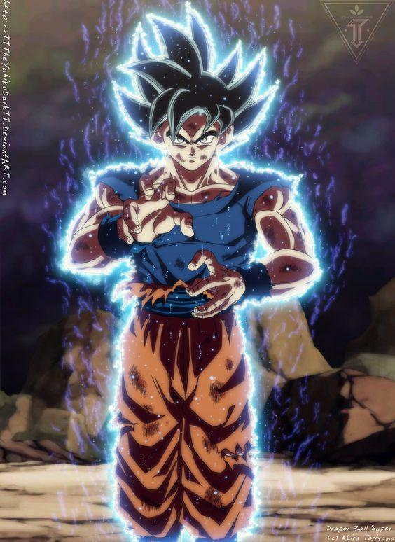 Goku Ultra Instinct Wallpaper App For Android Apk Download