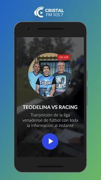 FM Cristal Teodelina apk screenshot