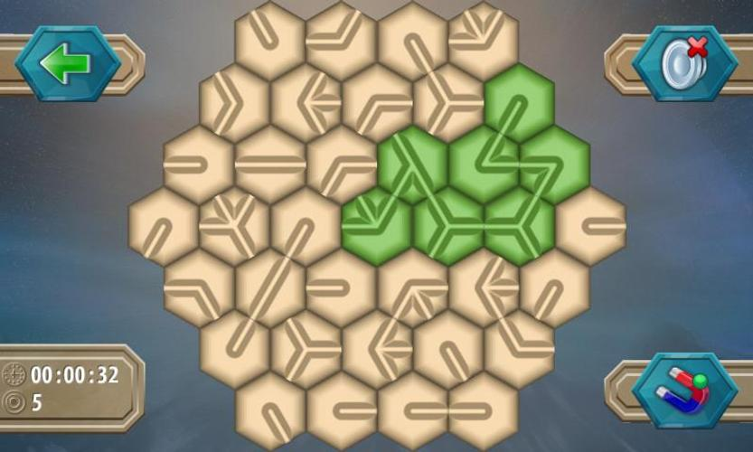 play hexagon a free online game on kongregate - 833×500