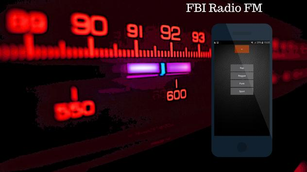 FBI Radio FM Online screenshot 5