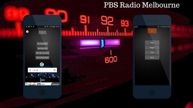 PBS Radio Melbourne FM 106.7 screenshot 5